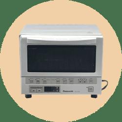 Panasonic FlashXPress NB-G110P Toaster Oven thumbnail