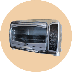 Oster Digital Toaster Oven thumbnail