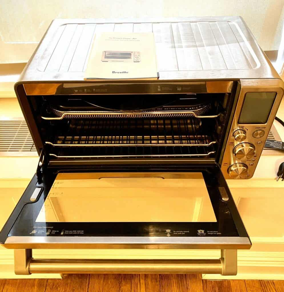 Review of Breville Smart Oven Air BOV900BSS 2