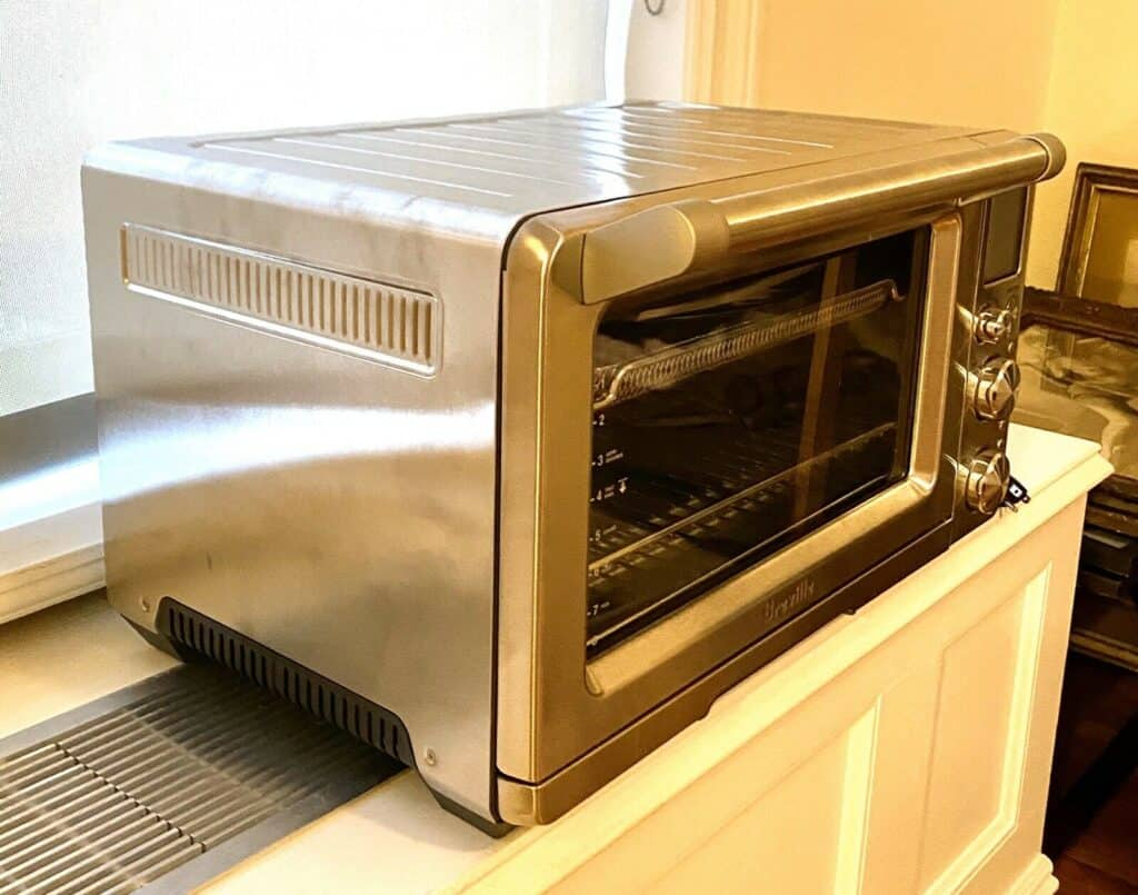 Review of Breville Smart Oven Air BOV900BSS 1