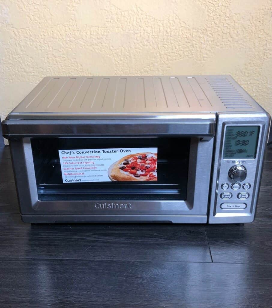 Review of Cuisinart TOB-260N1 Chef's Convection Toaster Oven 1