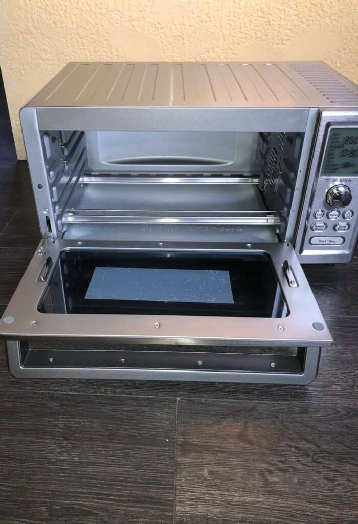 Review of Cuisinart TOB-260N1 Chef's Convection Toaster Oven 2