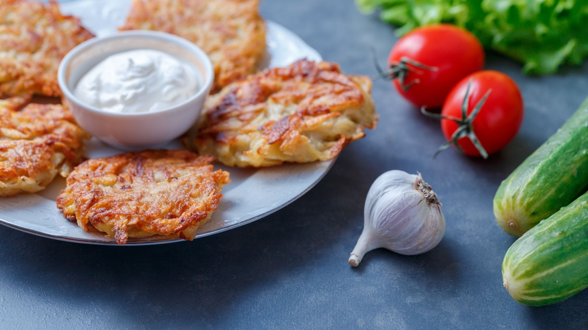 Featured image for Butternut Squash Fritters in a Toaster Oven Recipe