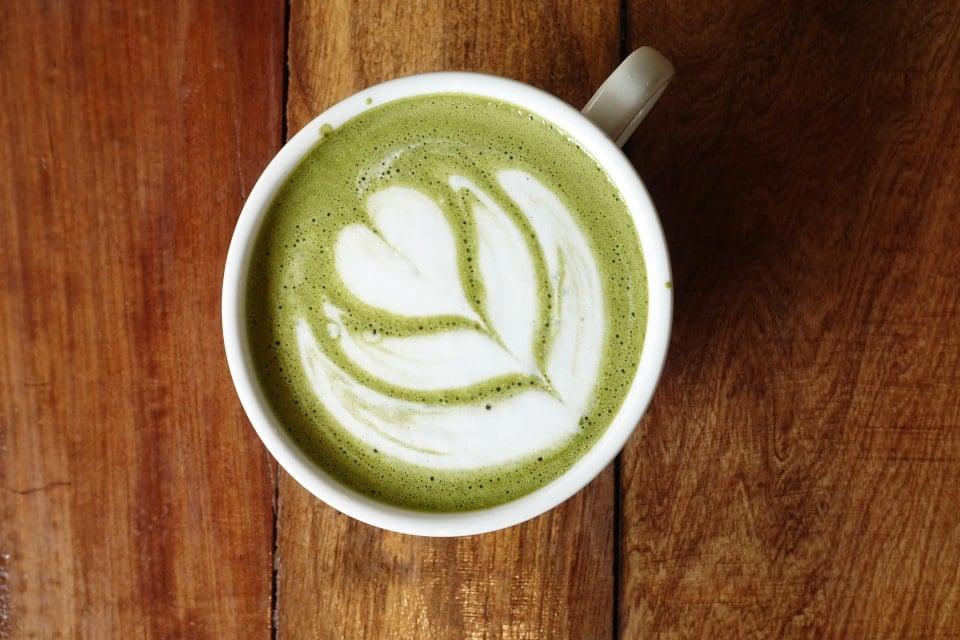 Jade Leaf Matcha Latte