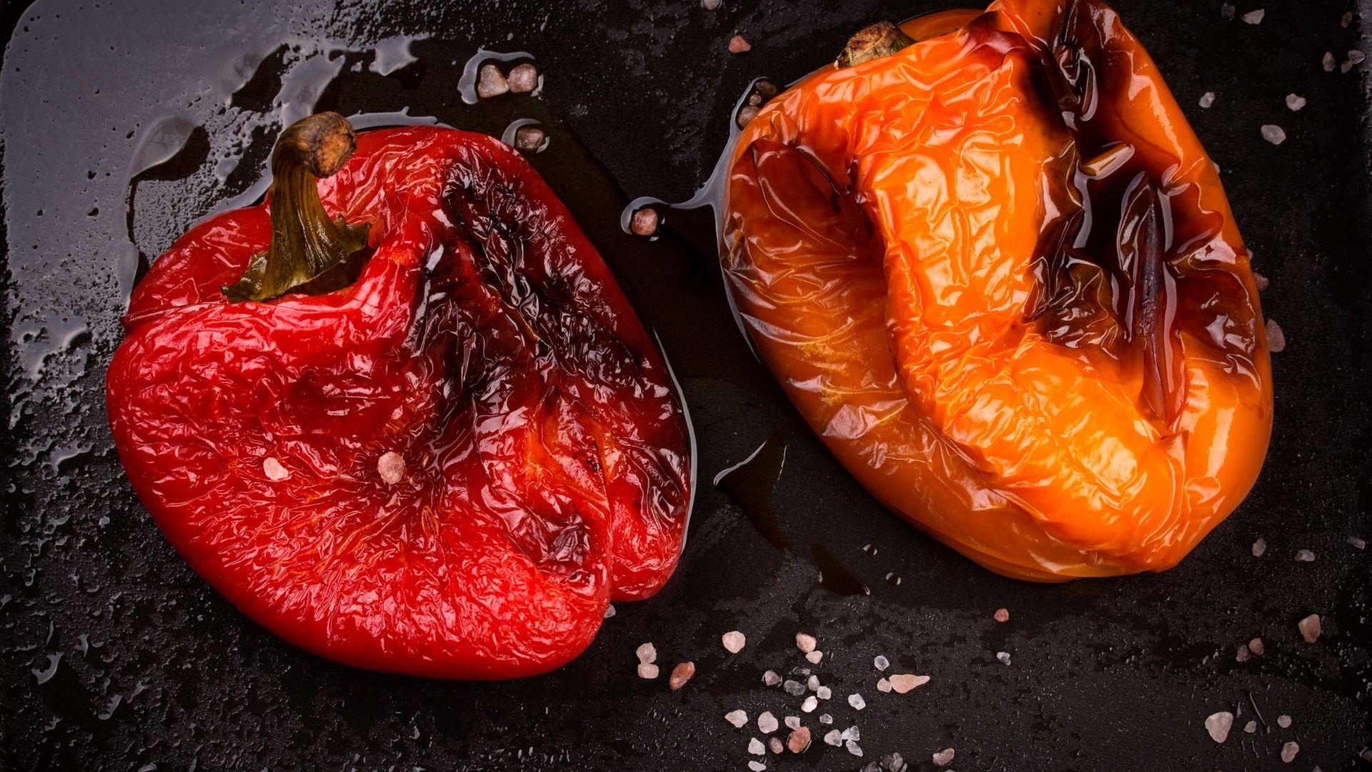 Featured image for How to Roast Bell Peppers