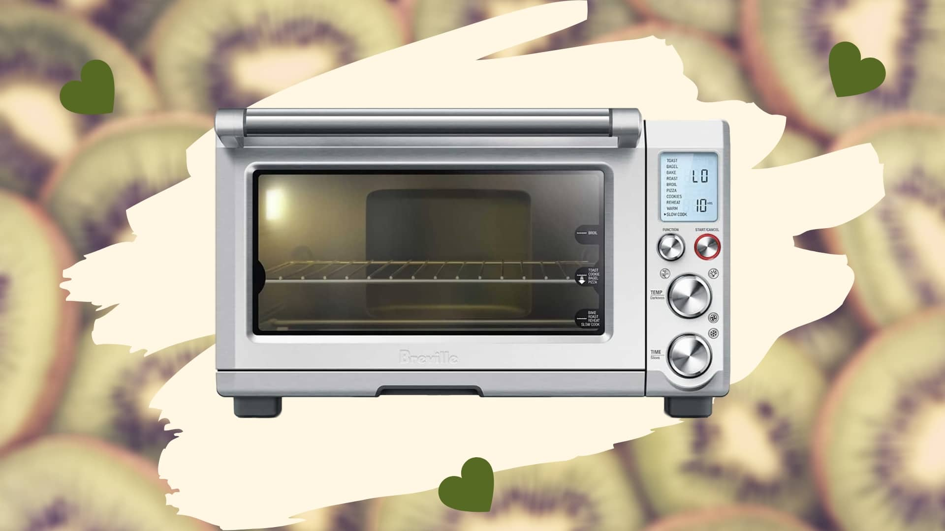 Featured Image for Breville BOV845BSS Smart Oven Pro Toaster Oven Review