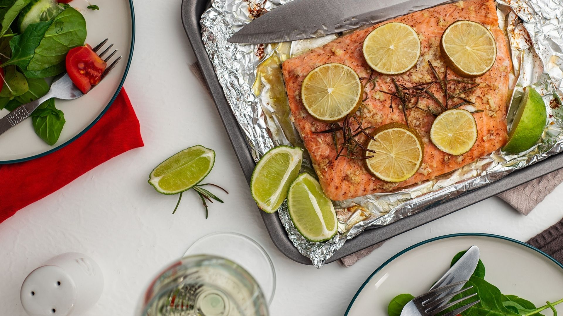 Featured Image for Salomon Baked in Toaster Oven