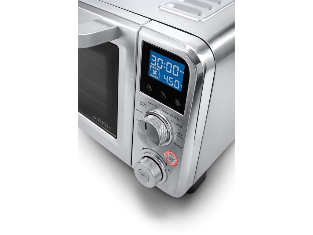 EO141164M DeLonghi Toaster Oven display