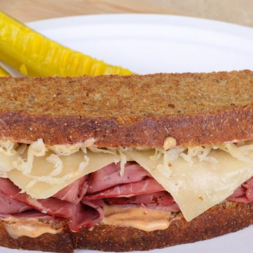 Featured Image for Corned Beef Sandwich