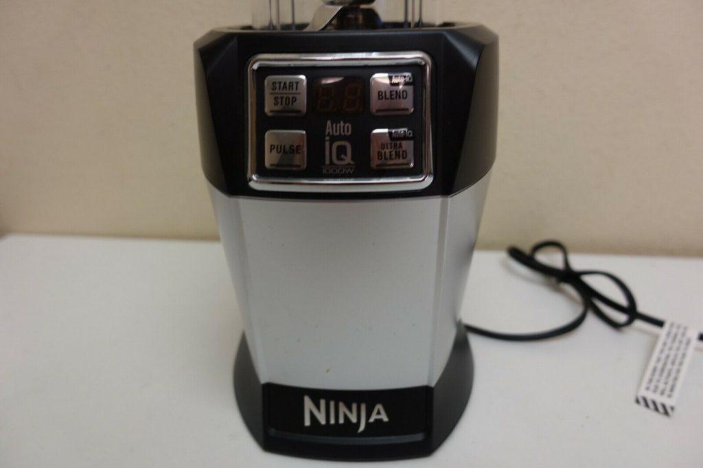 Nutri Ninja Auto IQ Blender Review 5
