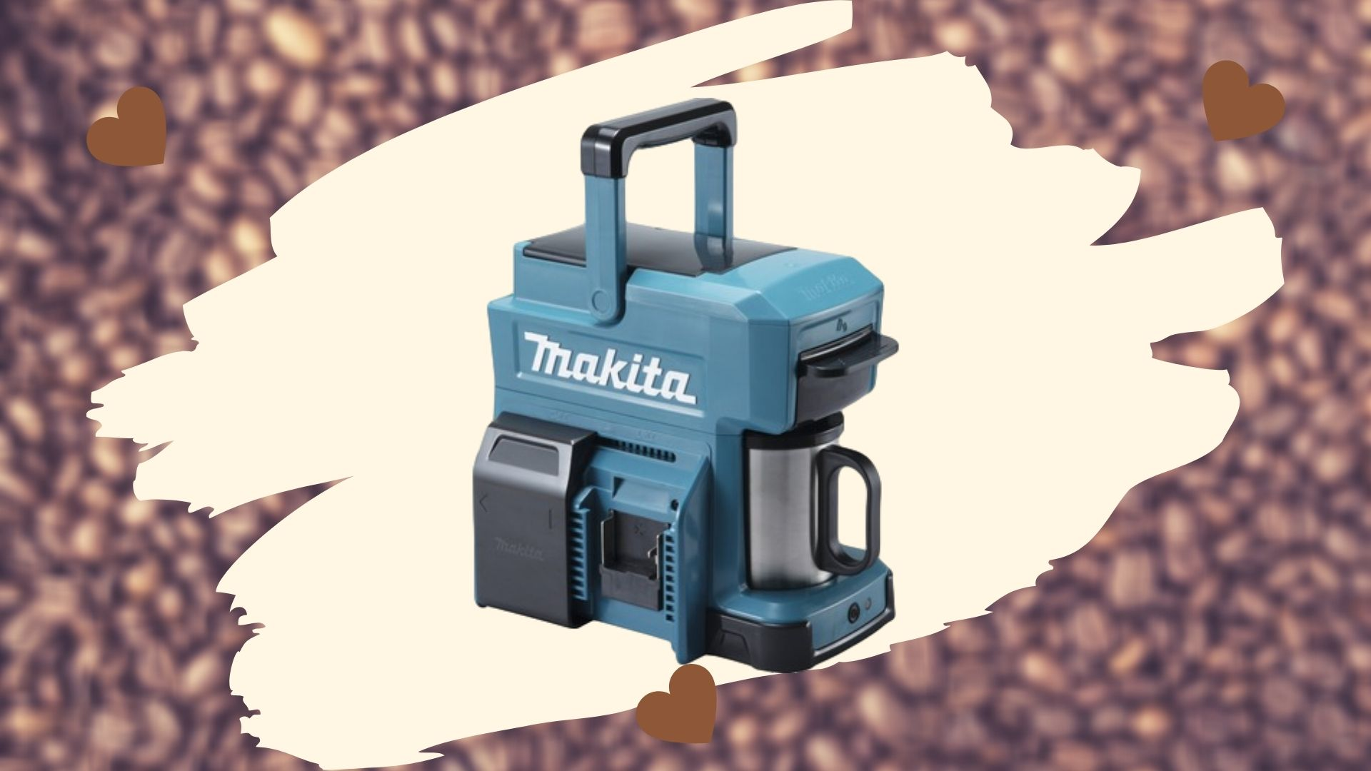 Makita DCM501Z Cordless Coffee Maker Review 2