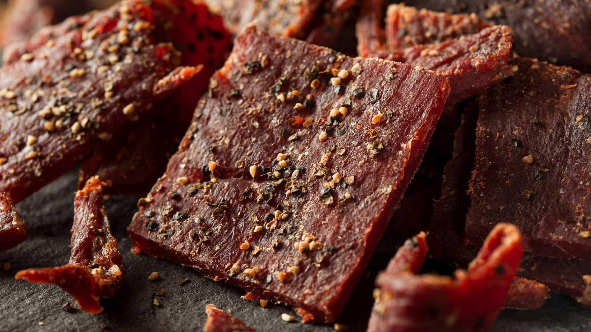 Pork Jerky from a Toaster Oven