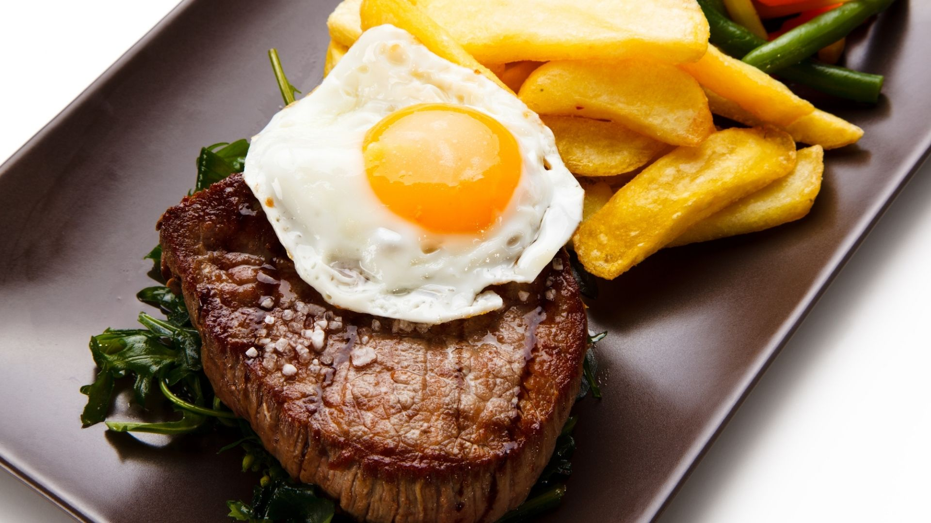 Steak and Egg from a Toaster Oven