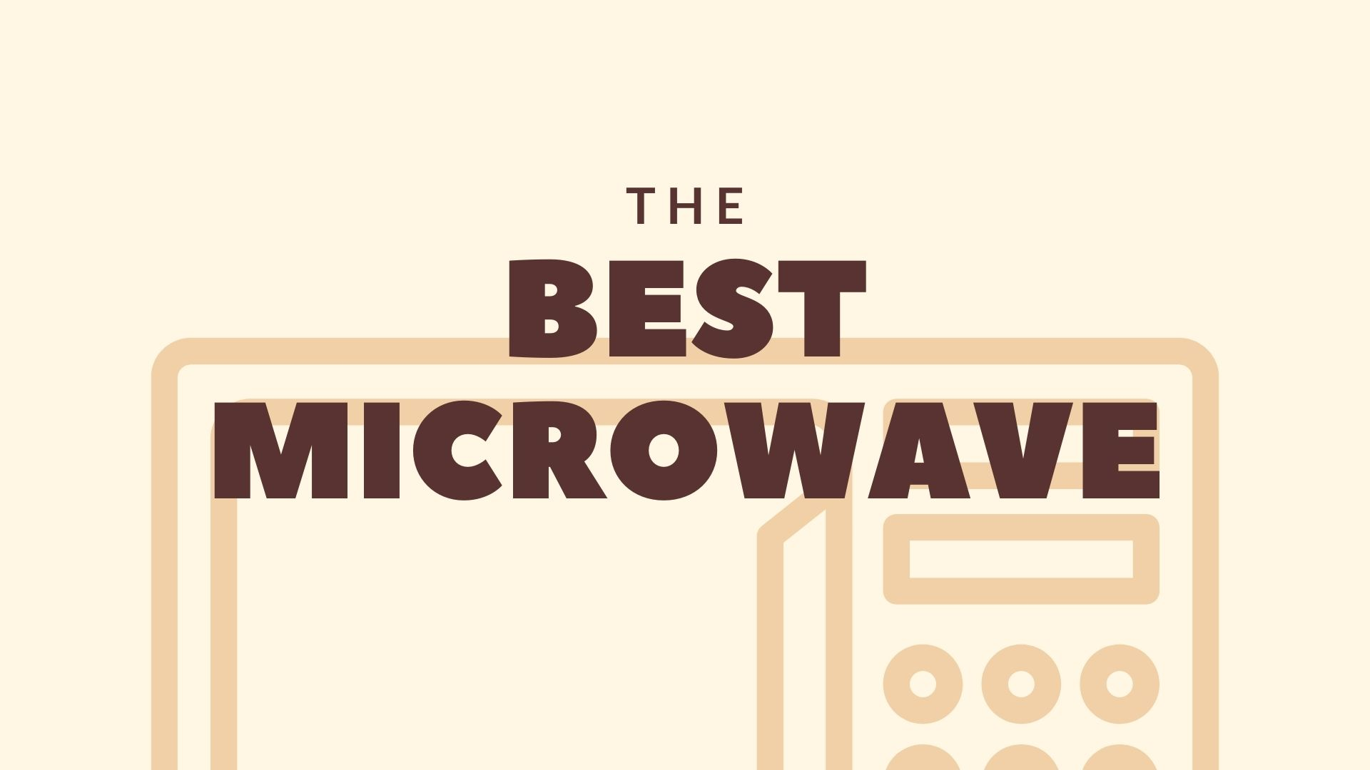Featured Image for Best Microwave