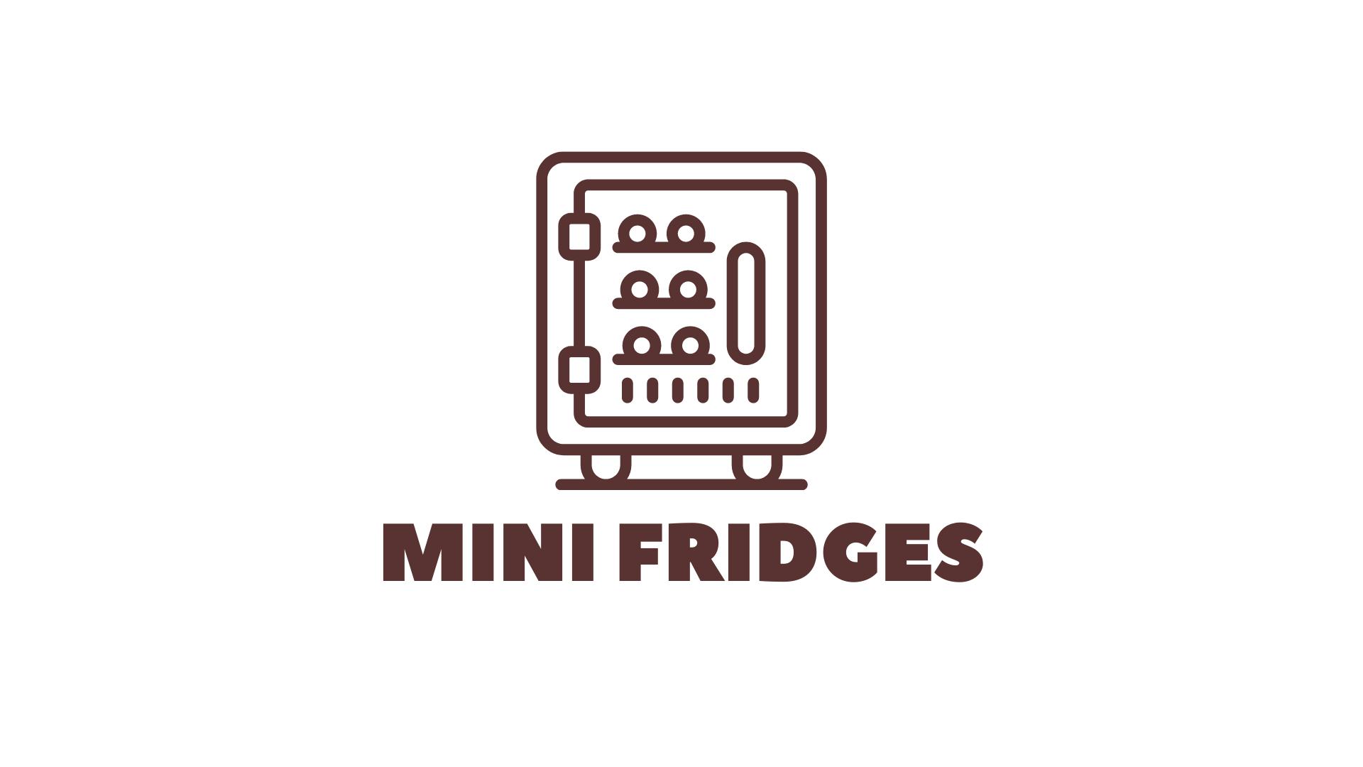 Mini-Fridges 1