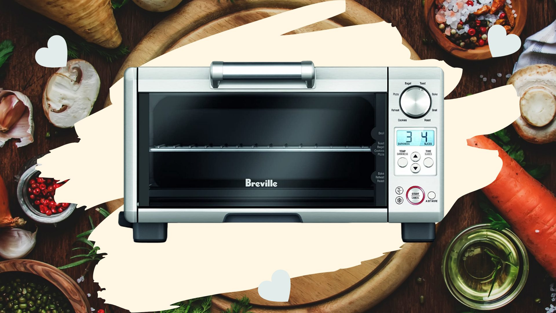 Featured Image for Breville BOV450XL Toaster Oven Review