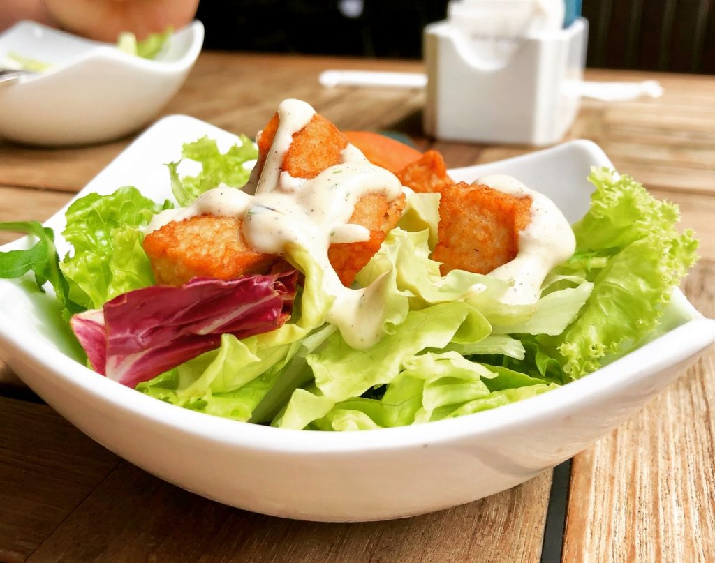 Side Dishes for Chicken: Ideas 1