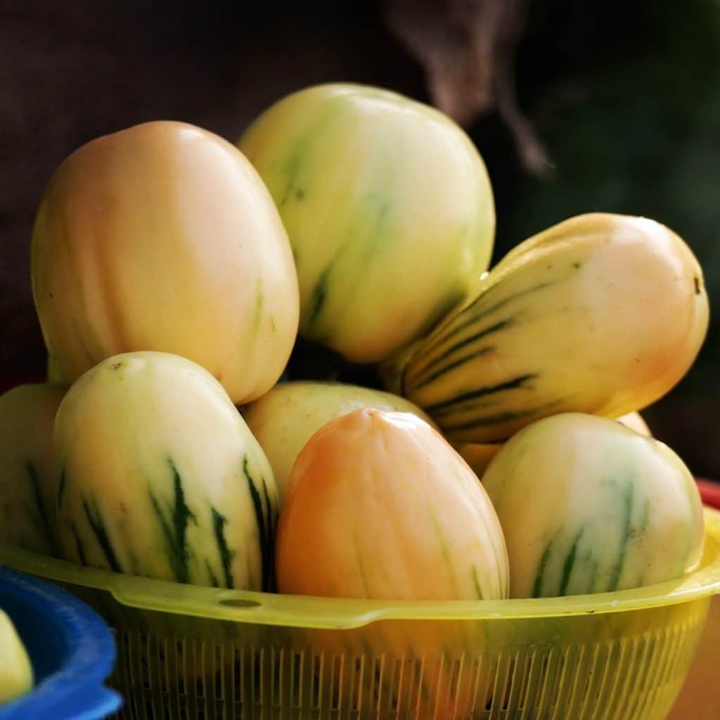 Egg fruit