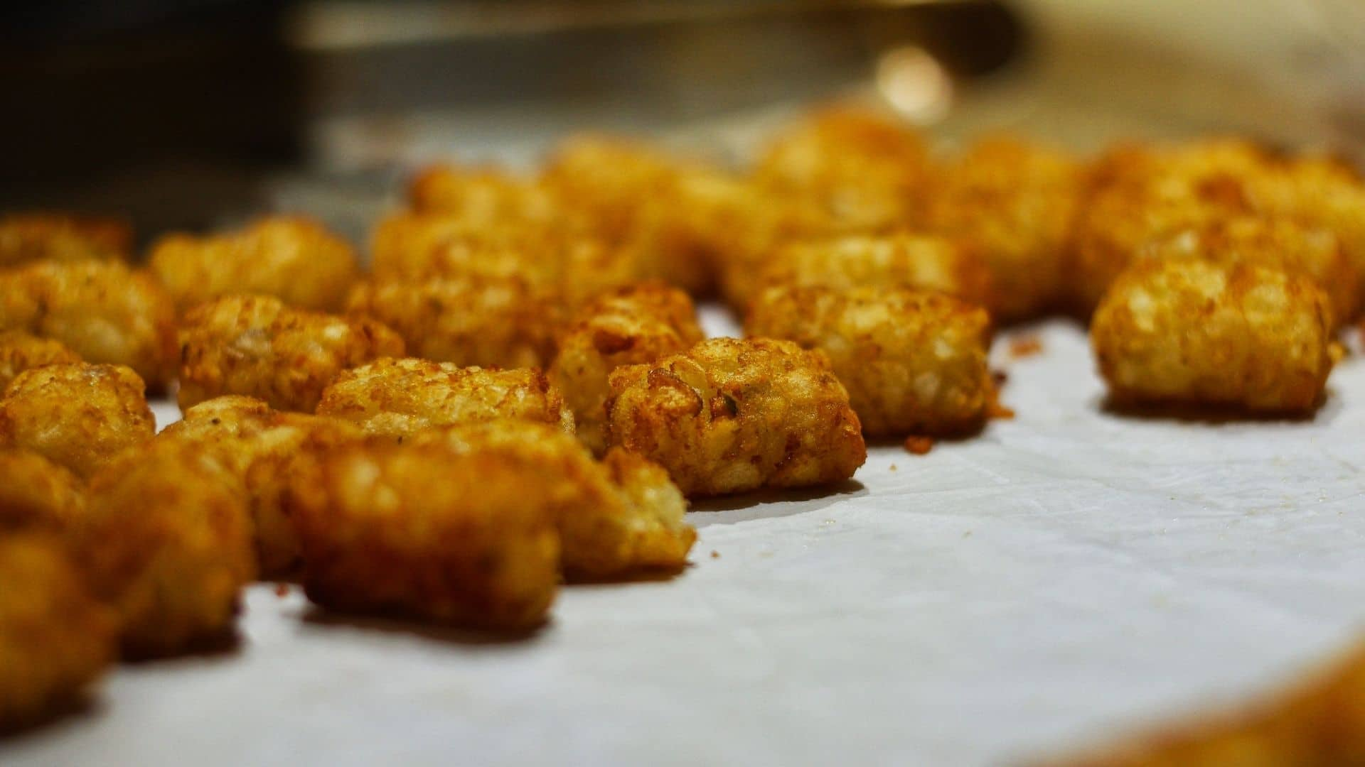 Tater Tots Air Fried